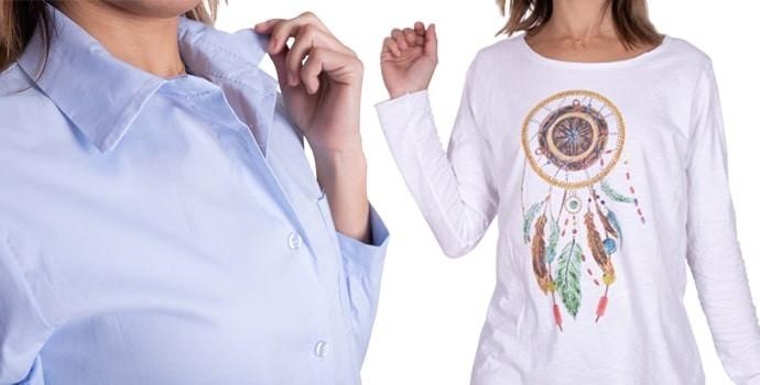 Camisas y Blusas | Colección | Almudena Modas