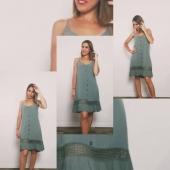 ✨ N O V E D A D E S ✨ No nos cansamos de este tipo de vestido 😍 ¡¡Son una de nuestras prendas favoritas para el #verano!! 🌴☀️  ⏩ VESTIDO MALIK▫️Talla única. Precio: 14€ 🔝 En estos días, podréis encontrarlo en la web www.almudenamoda.es 🛍️  #AlmudenaModa #ModaMujer #ModaOnline #ModaLowCost #TuTiendaDeModa #TiendaOnline #Ubrique #Cádiz #Estilo #Like