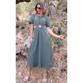 💥 Los vestidos son una de nuestras prendas preferidas y esta temporada vienen pisando fuerte 🔝📣  ☑️ VESTIDO JULIETH▫️ Talla única. Precio: 14'95€ 🤍 Precioso, ¿no creéis? 😍✨  🎉 Ya lo tenéis en nuestra página web www.almudenamoda.es 🎉