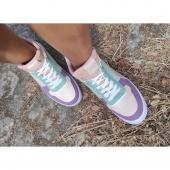 🌟 DEPORTIVAS MULTICOLOR 🌟 Con la NUEVA COLECCIÓN también nos ha llegado este tipo de calzado, que no nos puede gustar más 🔝😍  Si no quieres quedarte sin tu número ¡pídelas en la web! 📣  Precio: 21€ ☑️  ❌ www.almudenamoda.es ❌